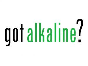 got alkaline