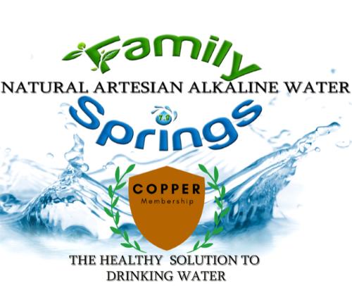 Alkaline bottled water